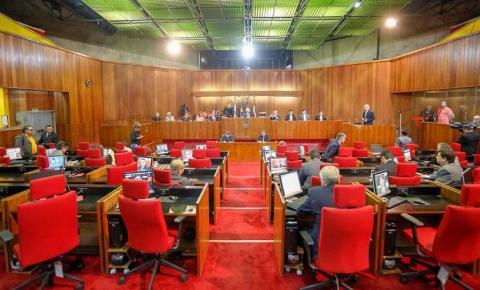 Assembleia Legislativa aprova voto de pesar pelo falecimento de Onofre Mascarenhas