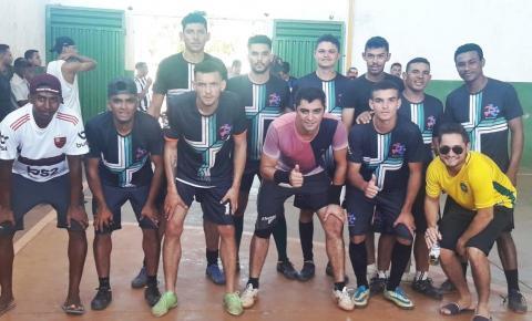 Torneio de futsal marca as festividades de aniversário de São Gonçalo do Gurgueia