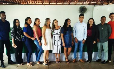 Prefeito Paulo Lustosa dá posse aos novos Conselheiros Tutelares de São Gonçalo do Gurgueia