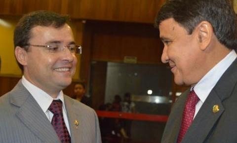 Wellington Dias confirma apoio a Fábio Novo para a prefeitura de Teresina