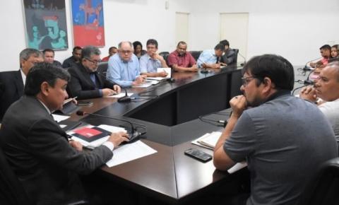 Governador Wellington Dias fortalece parceria com Movimento dos Trabalhadores Sem Terra