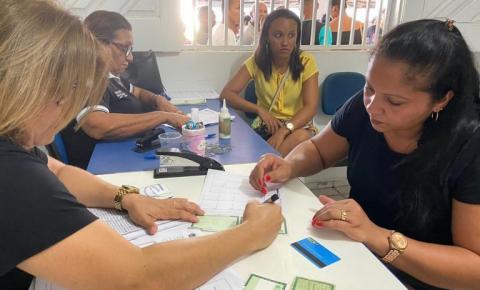 Parnaguá recebe Justiça e Corregedoria Itinerantes