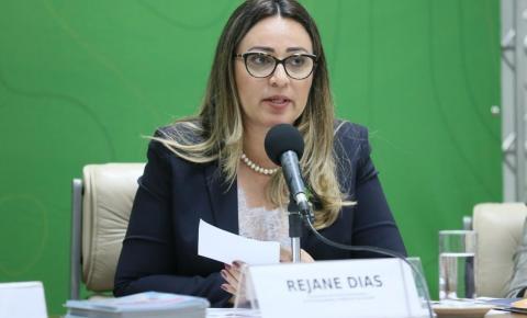 Proposta de Rejane Dias zera imposto sobre medicamentos antidepressivos