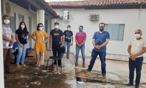 Prefeitura de São Gonçalo solicita providências da Enel para evitar a disseminação do Covid-19 no canteiro de obras da Usina Solar