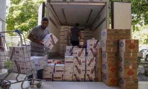 Piauí mantém estoque de EPI´s para hospitais durante pandemia