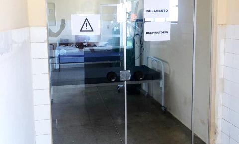 Hospital Regional de Corrente cria ala exclusiva para atendimento de casos suspeitos de coronavírus