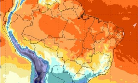 Feriado terá retorno das chuvas intensas no Matopiba