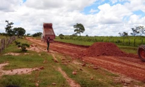 Estradas de pontes da zona rural de São Gonçalo do Gurgueia recebem manutenção