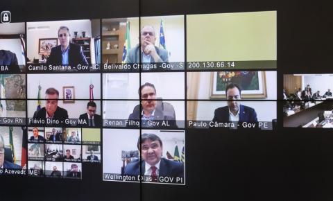 Governador tem reunião com presidente da República na quinta (21)