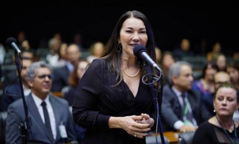 Deputada Federal Margarete Coelho fala sobre os R$ 330 mil destinados a Corrente