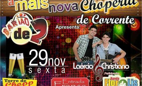 Esta noite tem Sertanejo Universitário no Bar Ião de 2!