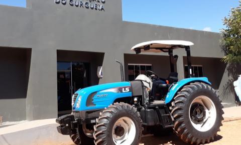 Agricultura Familiar de São Gonçalo é reforçada com a aquisição de um trator