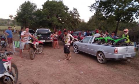 PM encerra rally de motos em Cristalândia por descumprir decretos