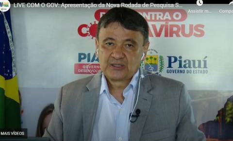 Taxa de contágio do vírus volta a cair no Piauí e sinaliza reabertura das atividades