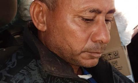 Homem que participou de assalto ao Banco do Brasil em Curimatá é preso durante operação Madrugada Com Mais Segurança em Avelino Lopes