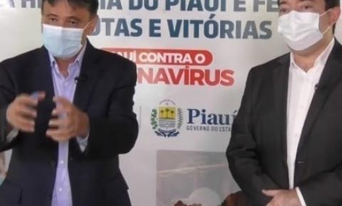 Governador Wellington Dias autoriza 156 obras pelo Educar Piauí