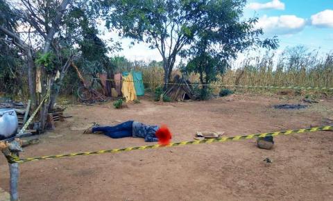 Discussão entre primos acaba com um homem morto e outro gravemente ferido em Curimatá