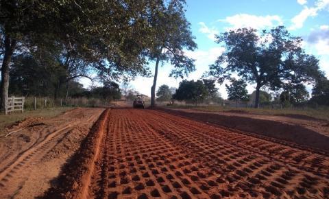 Governo inicia obras dos assentamentos da Barragem Atalaia em Sebastião Barros e Corrente