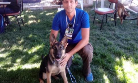 Policiais militares são capacitados para trabalhar em operações com cães
