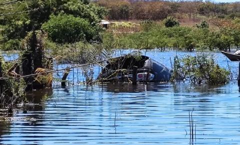 Corpo de Bombeiros resgata veículo com o corpo de empresário desaparecido em Curimatá. Veja o Vídeo!