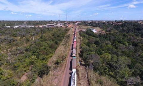Produtores conseguem garantia de investimento imediato em estradas do Cerrado