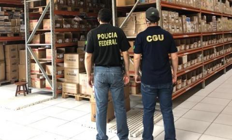 Prefeito interino de Gilbués faz pagamentos a empresa alvo da PF