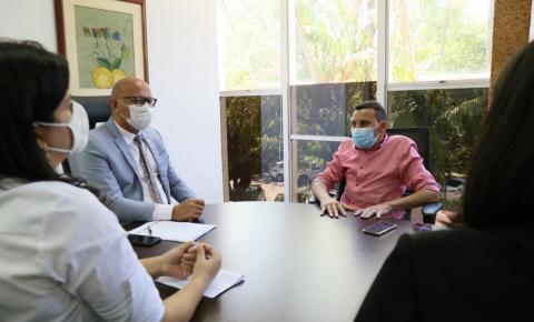 Parceria entre Prefeitura de Gilbués e Governo do Estado do Piauí garante instalação de um Centro de Reabilitação no município