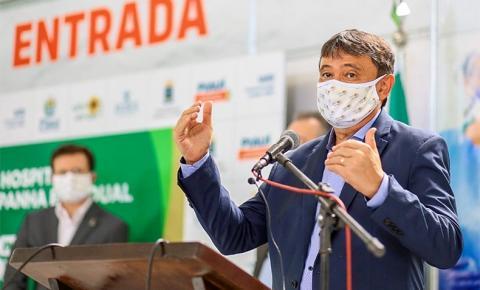 Governador anuncia obras e inaugura UTIs em Piripiri e rodovia em Domingos Mourão nesta quinta (3)