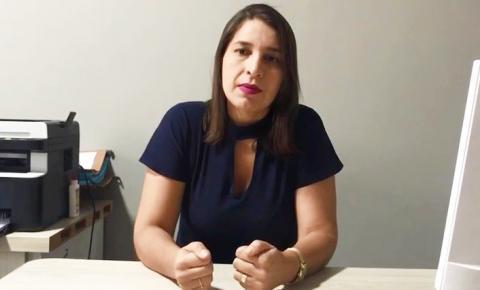 Secretária de Saúde de Gilbués, Cires Guadalupe, fala sobre o programa Busca Ativa, que tem identificado precocemente os pacientes com Covid-19