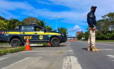 PRF divulga o resultado da Operação Independência 2020 nas Rodovias Federais do Piauí