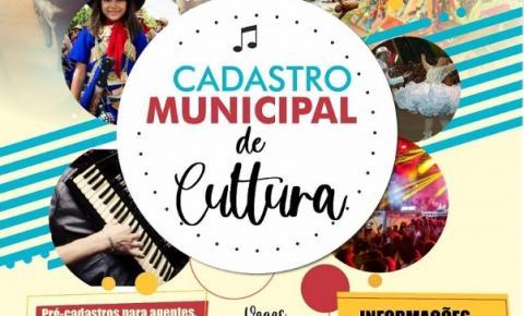 Secretaria Municipal de Cultura de Gilbués realiza o cadastro dos artistas para a Lei Emergencial de Cultura
