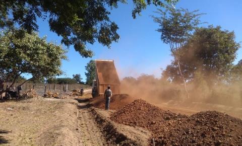 Idepi retoma obras da Barragem Atalaia e dos assentamentos de Corrente e Sabastião Barros