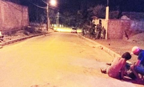 Menor é assassinado a tiros em bar no bairro Vermelhão, em Corrente