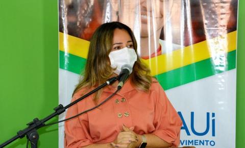 Rejane Dias anuncia nova emenda para aquisição de ambulâncias para Corrente e Bom Jesus