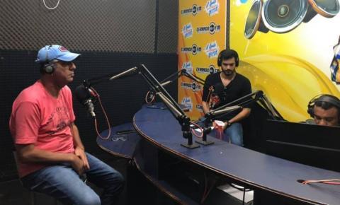 Filemon Parnaguá concede entrevista à Rádio Cerrado e fala sobre o resultado da eleição
