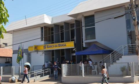 Banco do Brasil de Corrente fecha atendimento nesta sexta