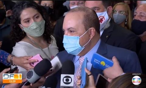 Governador do DF, Ibaneis Rocha, diz à justiça que não tem envolvimento no caso das doações de EPIs feitas à Corrente