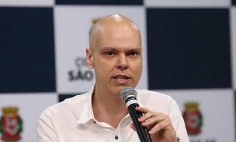 Bruno Covas, eleito prefeito em São Paulo, comenta sobre as eleições