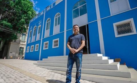Fábio Novo aceita o convite do governador e retorna para a Secretaria de Estado da Cultura