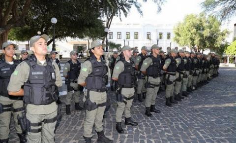 Governador Wellington Dias anuncia concurso para Polícia Militar