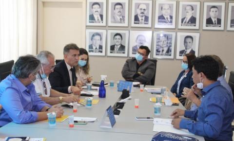 Prefeito Valdecir Júnior participa da primeira reunião da nova diretoria da APPM
