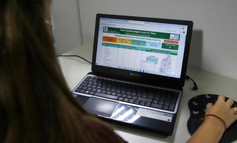 Sesapi lança vacinômetro para acompanhar vacinação contra Covid-19