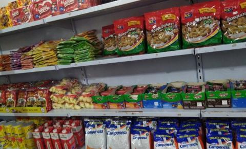 Venha conferir as promoções e o estoque do Supermercado Sousa, em Gilbués