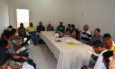 Conselho Municipal de Meio Ambiente de Corrente tomou posse nesta sexta-feira (10)
