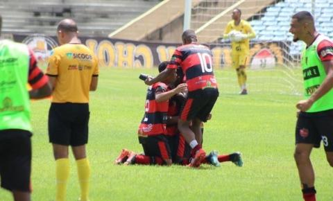 Com dois gols nos acréscimos, Flamengo-PI vence River-PI depois de 5 anos