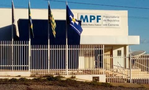 MPF/PI divulga edital para o 1º Processo Seletivo Público de 2021 para estágio na área de Direito