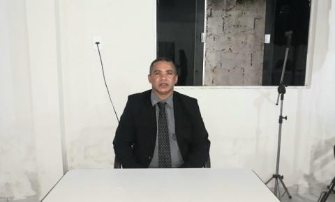 Vereador Emerson denuncia uso do Parque Ambiental Brejo dos Buritis em Gilbués para criação de animais e roça