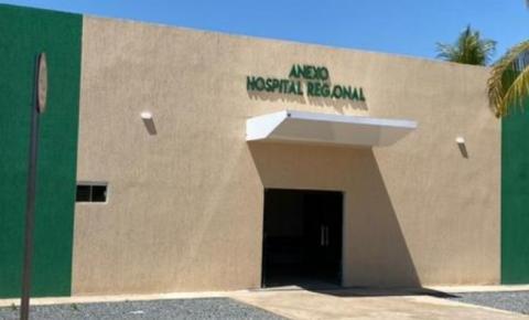 Direção do Hospital de Corrente esclarece sobre empréstimo de ventiladores