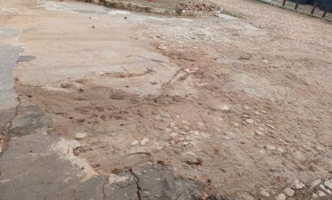 Prefeitura de Gilbués inicia trabalhos de tapa-buracos