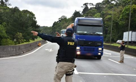 Carga Pesada: PRF registra em 2020 um aumento de 18,4% nos flagrantes de excesso de peso em veículos de carga nas rodovias federais do Piauí